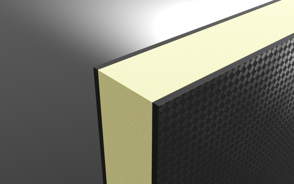 Composites are low-weight, high-strength, non-corrosive and non-toxic materials.