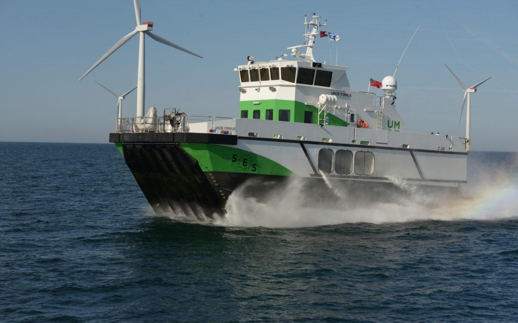 Tidal Transit Vessels Ginny Louise & Umoe Firmus